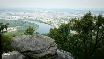 lookoutmountain chattanooga landscape