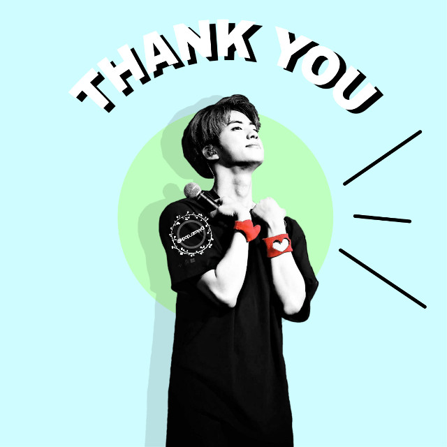 I am now a verified picsart vip! I saw the verification as soon as i woke up and i started crying like that gif of jhope  loI i seriously  cant thank all of you enough, im so thankful for each and every one of you, and im just so blessed and thankful to even be here on picsart to do what i love and to share this  with all of you. I love all of you, if it wasn't for you guys i wouldnt have gotten this or had inspiration to make creative edits that i didnt know i had in me. so thank you so much and lets continue supporting eachother and continue making awesome edits!😊🤗 Thank you all so much! And thank you picsart!💖 #bts #btsedit  #bangtanboys #bulletproofboyscouts #bangtansonyeondan #beyondthescene #jinbts #btsjin #kimseokjin #seokjin #worlwidehandsome #worldwideaesthetic #kpop #kpopedit #kpopaesthetic #thankyou