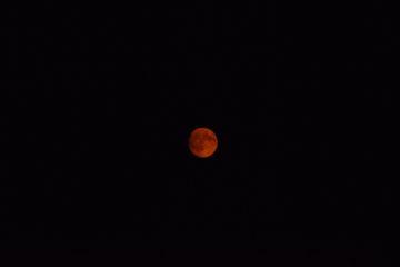 freetoedit moon orange orangemoon space