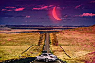 freetoedit pink moon road