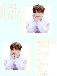 scoups choiseungcheol seventeenscoups kawaii cute