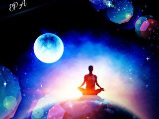 freetoedit cosmic peace relax spirituality