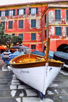 italy italia vernazza cinqueterre boat freetoedit