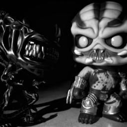 mycollection predator alien aliens aliensinvasion