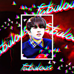 kpop kpopedits editedbyme fabulous 3d freetoedit