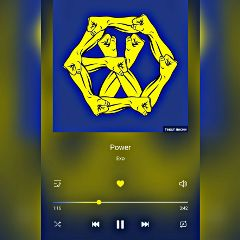 kpop exo power exoplanetower music