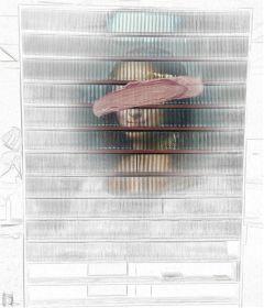 myedit 🎼 dailysticker paint monalisa pencileffect freetoedit