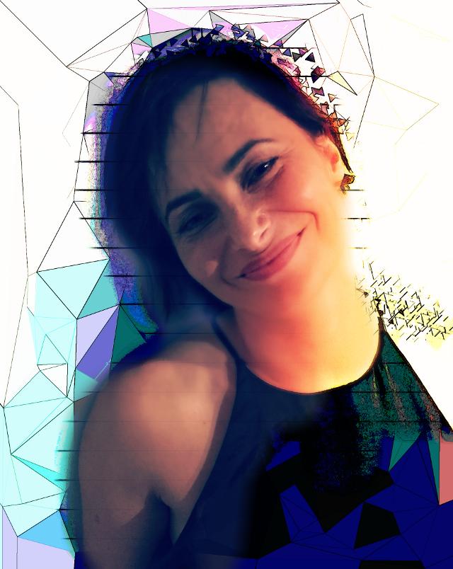 #freetoedit #woman #womanportrait #art #drawing ❤️This is my beautiful friend👌🏻