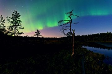 freetoedit nothernlights alaska pretty light