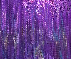 freetoedit shimmery fabric purple lights