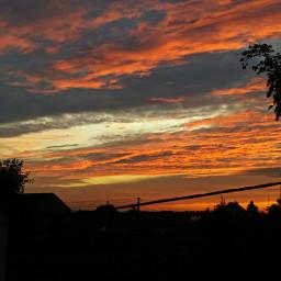 sunset sunsetsilhouette sunsetsky naturephotography september2017