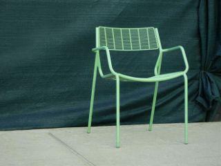 freetoedit minimalism chair green drape