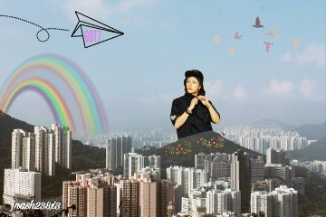 freetoedit hongkong city architecture jacksongot7