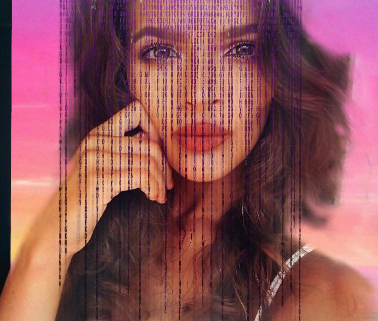 #dailystickerremix #codingstickerremix #woman #portrait #beautiful #popart #backgroundchange #tumblr #aesthetic #myedit