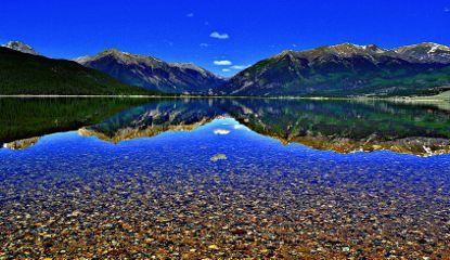 freetoedit dpcreflection mountains lakes colorado