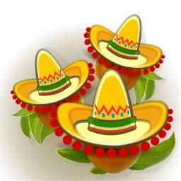 freetoedit sombrerostickerremix celebrate mexican mexicanindependenceday