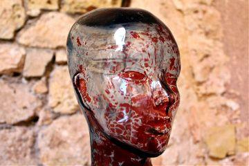 photography sculpture modern art glass freetoedit