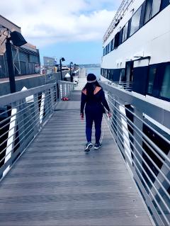 freetoedit cruise travel selfie