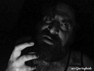 freetoedit blackandwhite portrait horror beard