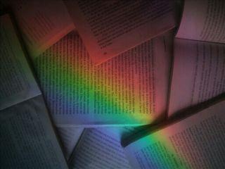 book efects rainbow🌈 travel picsart freetoedit
