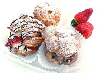 freetoedit dessert creampuff