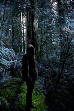 oilpainting wilderness forestwalk forest darkart