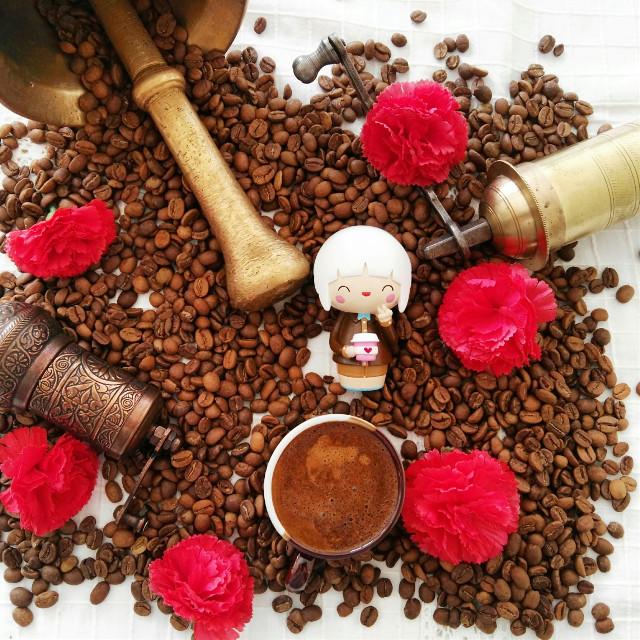 Happy Coffee 🏵☕🏵☕