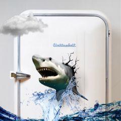 freetoedit shark remixed water fish