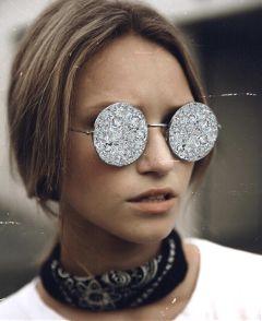 freetoedit sunglasses diamonds collage fashion