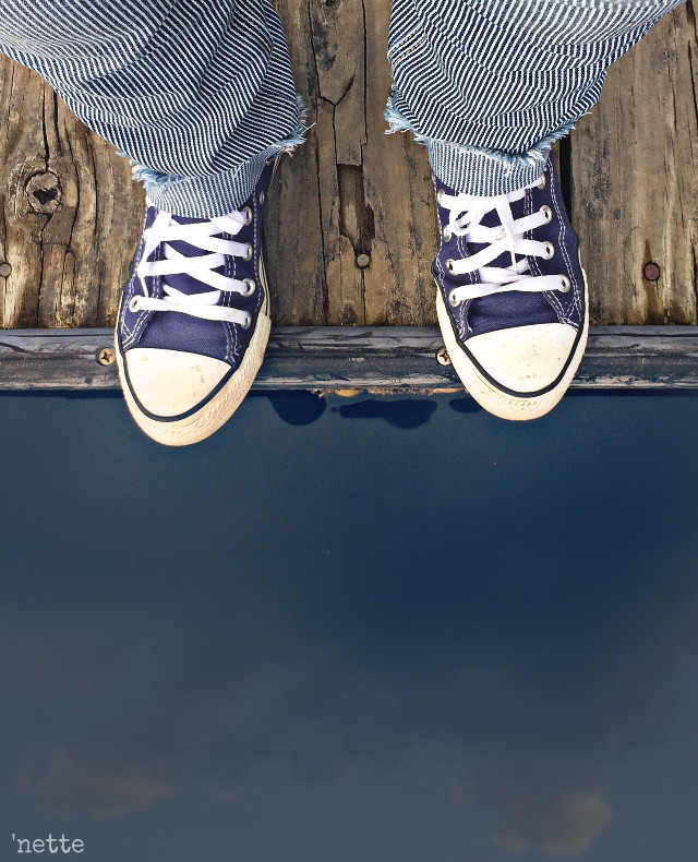 """#dpcdenim #shoeselfie #freetoedit #myoriginalphoto thank you @pa for the feature in """"most liked"""""""
