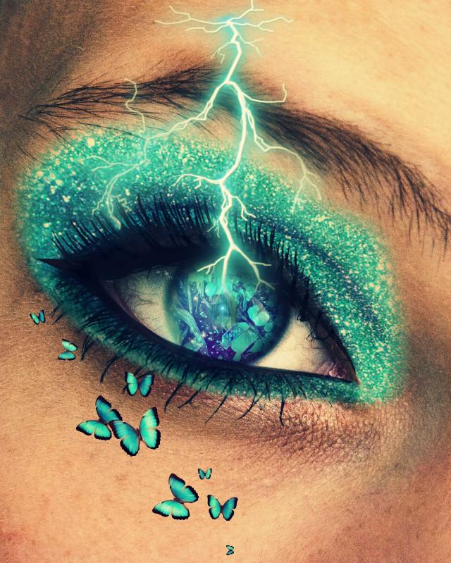 #eye #blue #eletric  #blueeletric #loveblue