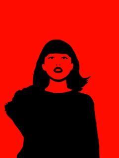 red black shadow lipstick redandblack freetoedit