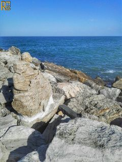 photography sculpture sea italy rf89