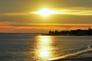 freetoedit nature ocen sunset