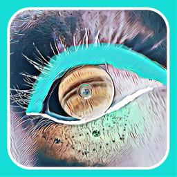 freetoedit planet draw eyeshadowon badlandmagiceffect