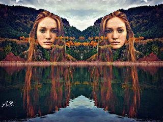 freetoedit scenicview nature hdreffect mirrorart