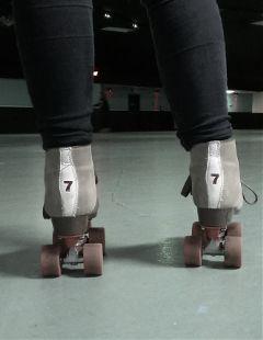 freetoedit myphoto rollerskates retro