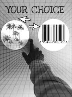 freetoedit barcodestickerremix nature love choice
