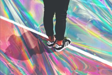 freetoedit holographic hologram adidas cool