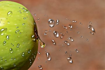 freetoedit appleseason apple juicy waterdrops