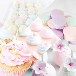 pastel cakes cakepops macarons freetoedit
