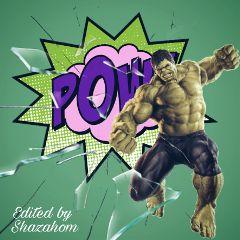 hulk shazahom1 strong blow freetoedit