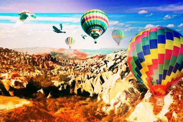 freetoedit vipshoutout balloon landscape remixit