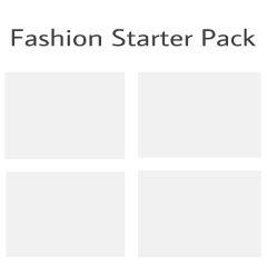 freetoedit fashionstarterpack