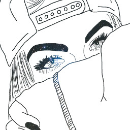 freetoedit tumblr girl swag sketched