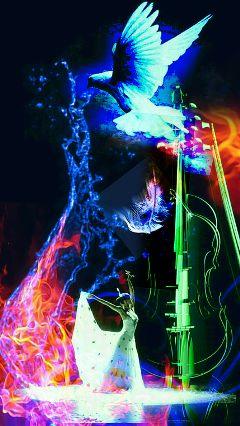 freetoedit thanks dancer violin fire