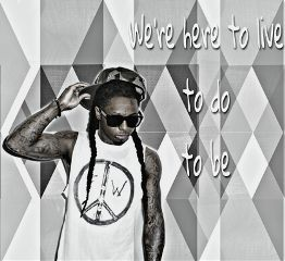 freetoedit lilwayne blackandwhite playingwithpicsart myedit