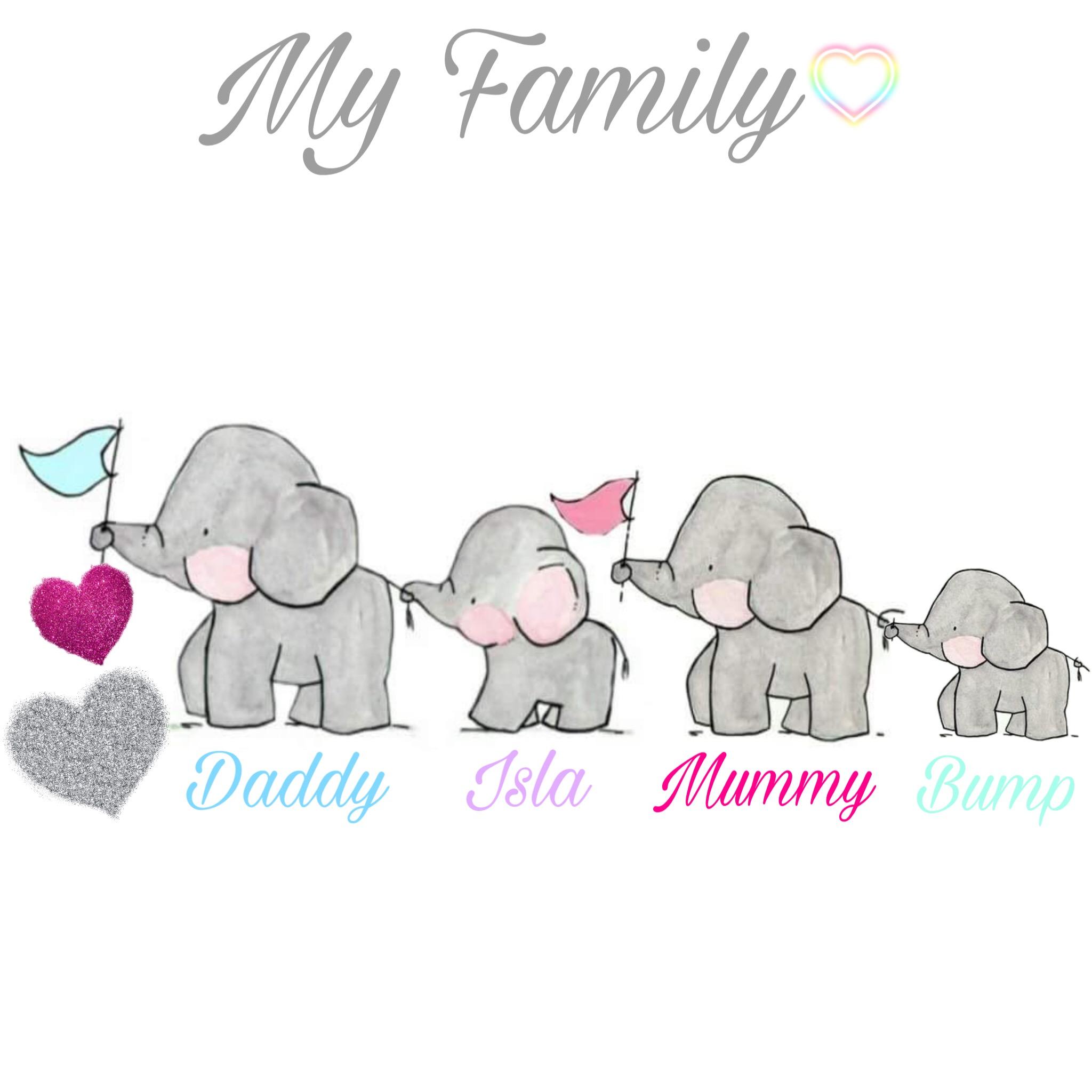 Freetoedit Elephants Family Edit Elephantfamily