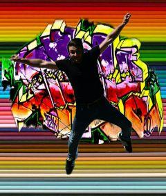 freetoedit wallpaper art spray funremix