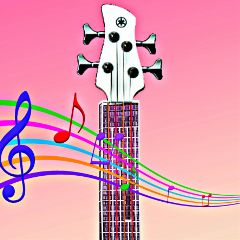 architecture guitar music notes freetoedit